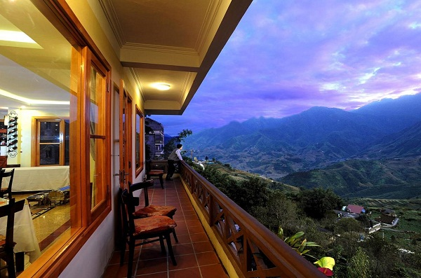 3-SAPA LODGE