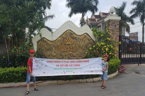 Vườn Vua Resort 4*++