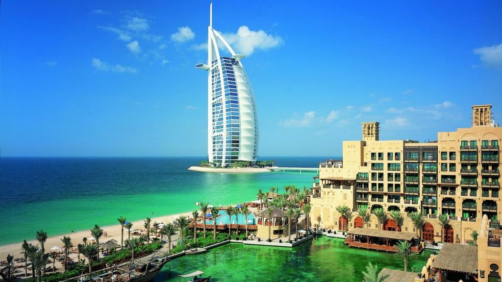 CÁC TIỂU VƯƠNG QUỐC Ả RẬP THỐNG NHẤT (U.A.E.) DUBAI - ABU DHABI