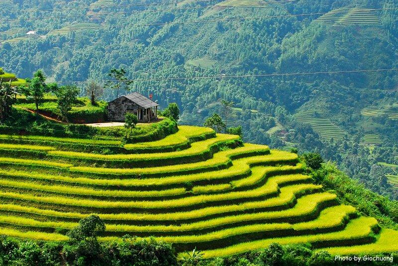 Hà Nội - Hà Giang - Tuyên Quang - Hà Nội