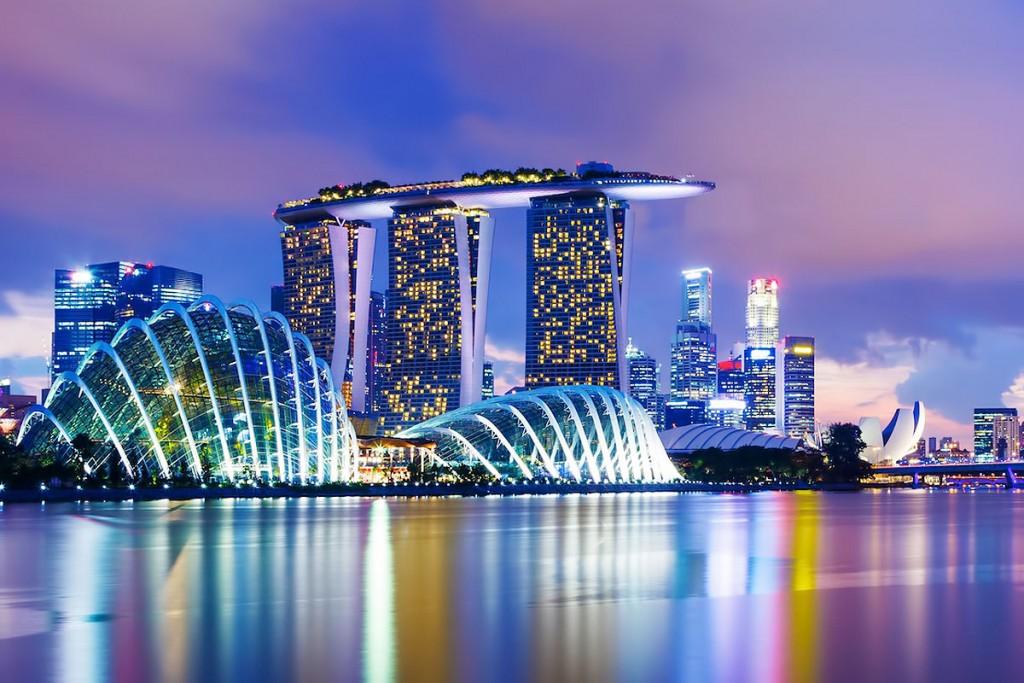 SINGAPORE - ĐẢO SENTOSA